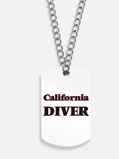 California Diver Dog Tags