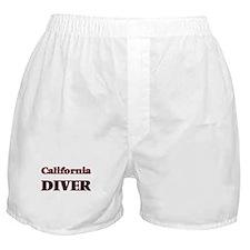 California Diver Boxer Shorts