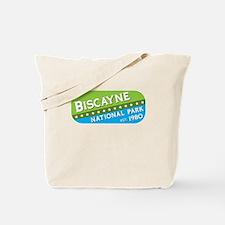 Biscayne National Park (green Tote Bag