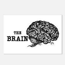 Glaze Brain Postcards (Package of 8)