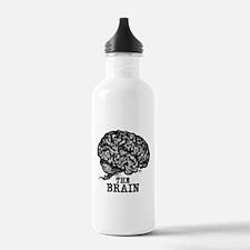 Glaze Brain Water Bottle