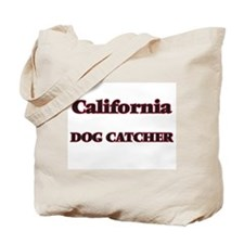 California Dog Catcher Tote Bag