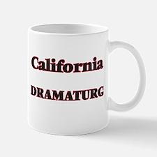 California Dramaturg Mugs