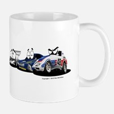 Future Racers Racing Kids Mug