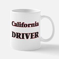 California Driver Mugs
