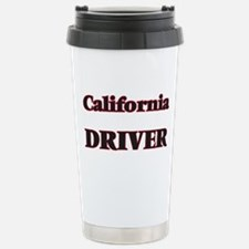 California Driver Travel Mug