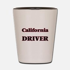 California Driver Shot Glass