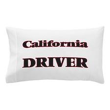 California Driver Pillow Case