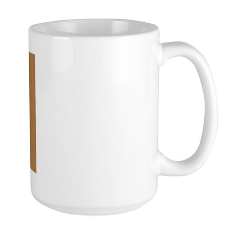 Angeles (Sign) National Forest Large Mug
