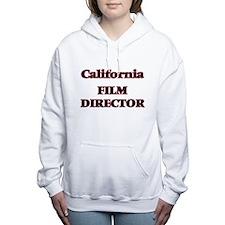 California Film Director Women's Hooded Sweatshirt