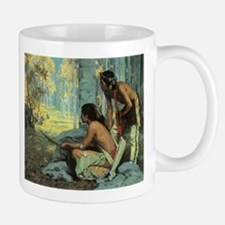 Taos Turkey Hunters by Couse Mugs