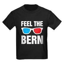 Feel the Bern [glasses] T-Shirt