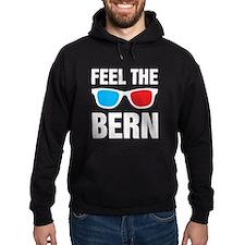 Feel the Bern [glasses] Hoody