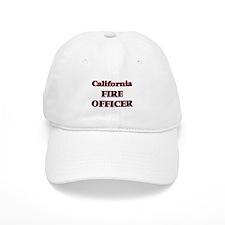 California Fire Officer Baseball Cap