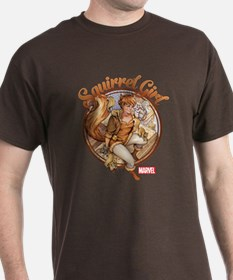 Squirrel Girl Rooftop T-Shirt