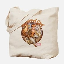 Squirrel Girl Rooftop Tote Bag