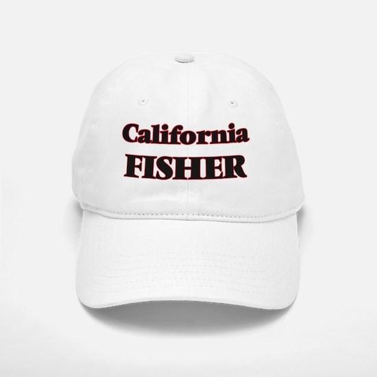 California Fisher Baseball Baseball Cap