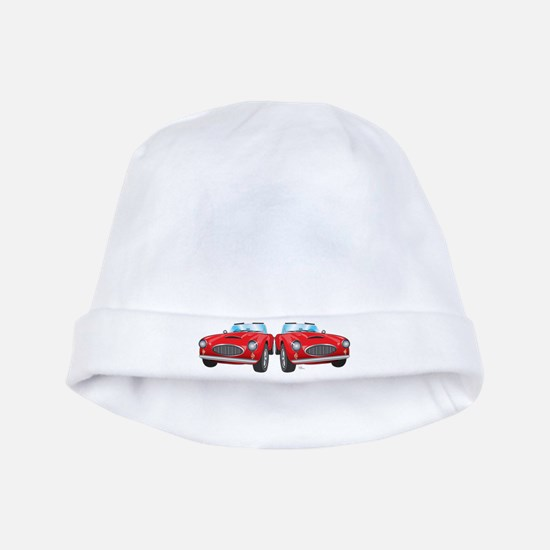 Little Red Convertible - Glaz baby hat