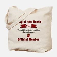 Jelly of the Month Club Tote Bag