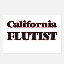 California Flutist Postcards (Package of 8)