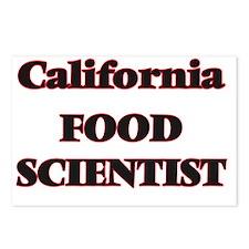 California Food Scientist Postcards (Package of 8)