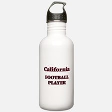California Football Pl Water Bottle
