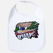 Monster Teeth Bib