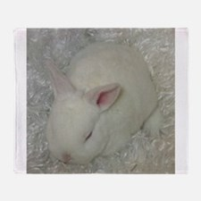 Mini Rex Baby Throw Blanket