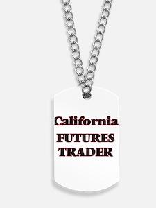 California Futures Trader Dog Tags