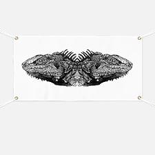Iguana Melons Banner