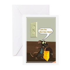 Rattachewie 2 - Greeting Cards (Pk of 10) - 5x7