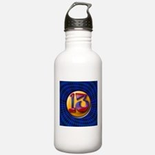 Lucky Number 13 Water Bottle