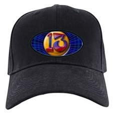 Lucky Number 13 Baseball Hat