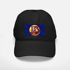 Lucky Number 13 Baseball Hat