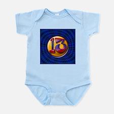 Lucky Number 13 Infant Bodysuit