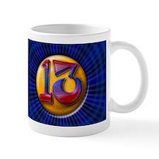 Lucky Number 13 Mug