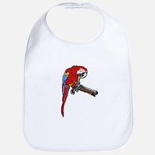 Parrot Pistol Bib