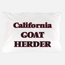 California Goat Herder Pillow Case