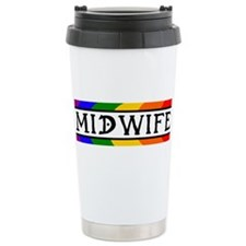 Funny Home birth Travel Mug