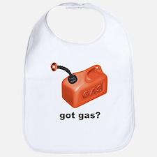 Got Gas? Bib