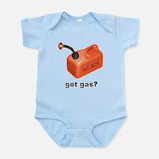 Got Gas? Infant Bodysuit