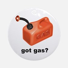Got Gas? Ornament (Round)