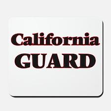 California Guard Mousepad