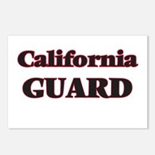 California Guard Postcards (Package of 8)