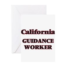 California Guidance Worker Greeting Cards