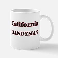 California Handyman Mugs