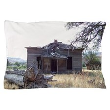 Abandoned House Pillow Case
