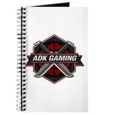 =adk= Gaming Note Book Journal