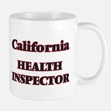 California Health Inspector Mugs