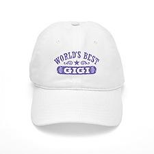 World's Best Gigi Baseball Cap